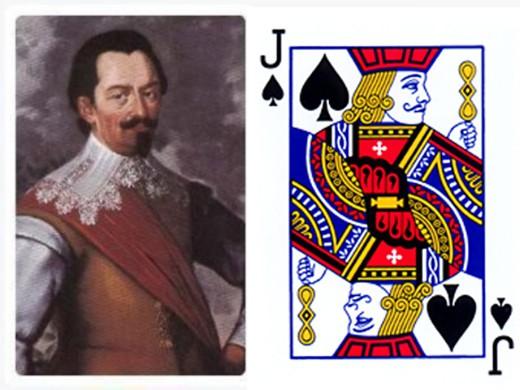 Bí ẩn ít biết đằng sau bộ bài tây: Quân J, K, Q là hiện thân của những nhân vật nào trong lịch sử? 15