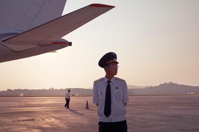 Cận cảnh hãng hàng không 1 sao của Triều Tiên 8