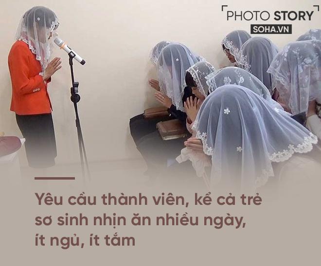 [PHOTO STORY] 10 biểu hiện đáng sợ của Hội Thánh đức Chúa trời 5