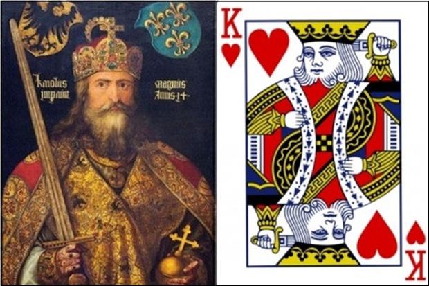 Bí ẩn ít biết đằng sau bộ bài tây: Quân J, K, Q là hiện thân của những nhân vật nào trong lịch sử? 4