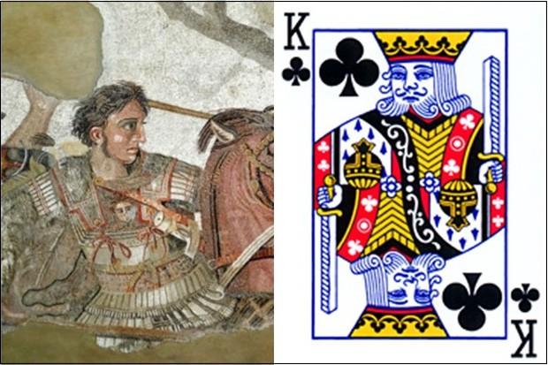 Bí ẩn ít biết đằng sau bộ bài tây: Quân J, K, Q là hiện thân của những nhân vật nào trong lịch sử? 6