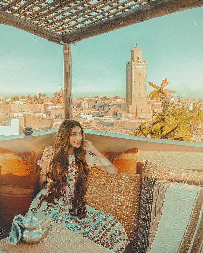 Cô gái gốc Việt khiến dân tình phát ghen vì xinh như công chúa tóc mây lại có người yêu đẹp trai như hoàng tử - Ảnh 13.