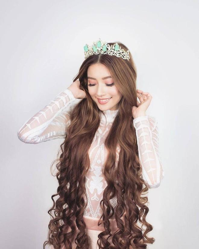 Cô gái gốc Việt khiến dân tình phát ghen vì xinh như công chúa tóc mây lại có người yêu đẹp trai như hoàng tử - Ảnh 4.