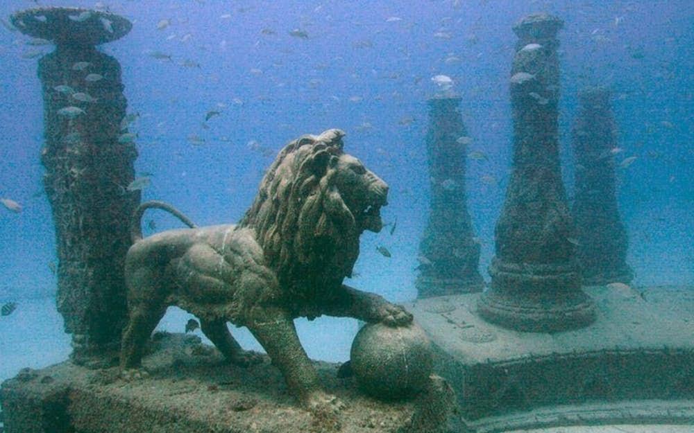 5 bí mật thú vị ẩn sâu dưới lòng Đại Tây Dương: Truyền thuyết về những kho báu chôn vùi hay nền văn minh biến mất 5