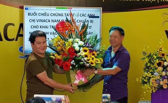 Bắt giám đốc Công ty Vinaca dùng than tre sản xuất thuốc chữa ung thư 1