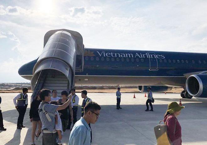 Cơ trưởng chuyến bay đáp nhầm đường băng ở Cam Ranh xin lỗi và nói sẽ hợp tác toàn diện 1