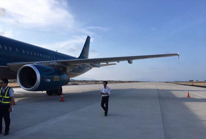 Phân tích lỗi vụ máy bay hạ cánh nhầm đường băng ở Cam Ranh 1