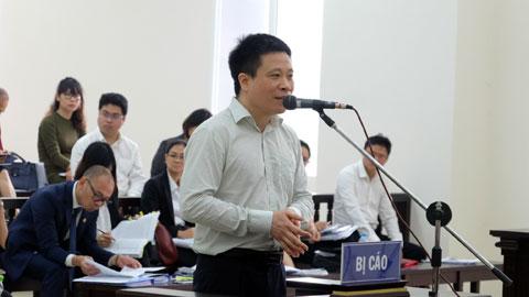 Triệu tập bổ sung nguyên Phó TGĐ OceanBank Trần Thanh Quang đến phiên tòa phúc thẩm vụ Hà Văn Thắm 1