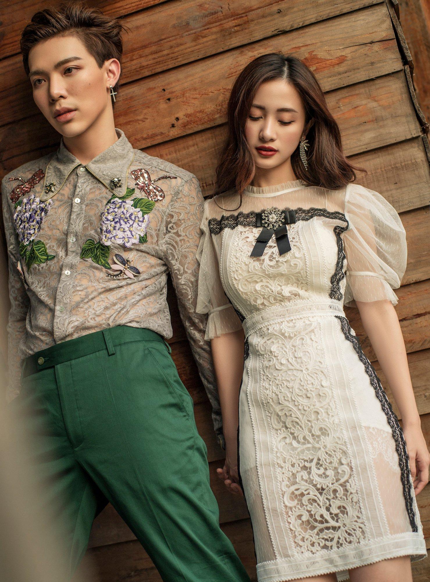 Bộ ảnh thời trang đẹp lung linh của Erik và Jun sau hit 'Chạm đáy nỗi đau'  4