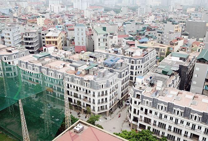 Hà Nội: Tạm đình chỉ công tác Chủ  tịch phường Mỹ Đình 2 1