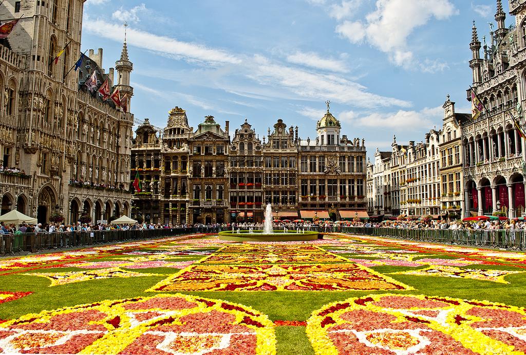 Hình ảnh Những điều cần biết khi khám phá đất nước Bỉ số 1