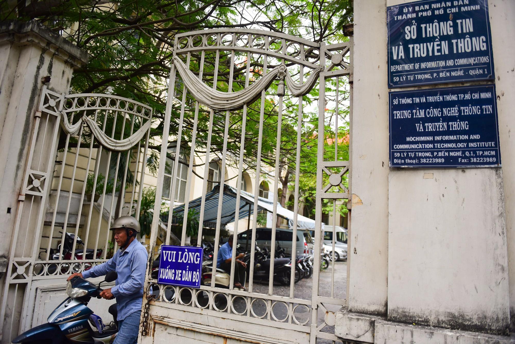 Cận cảnh dinh Thượng Thơ 120 năm tuổi ở Sài Gòn có nguy cơ bị đập bỏ 15