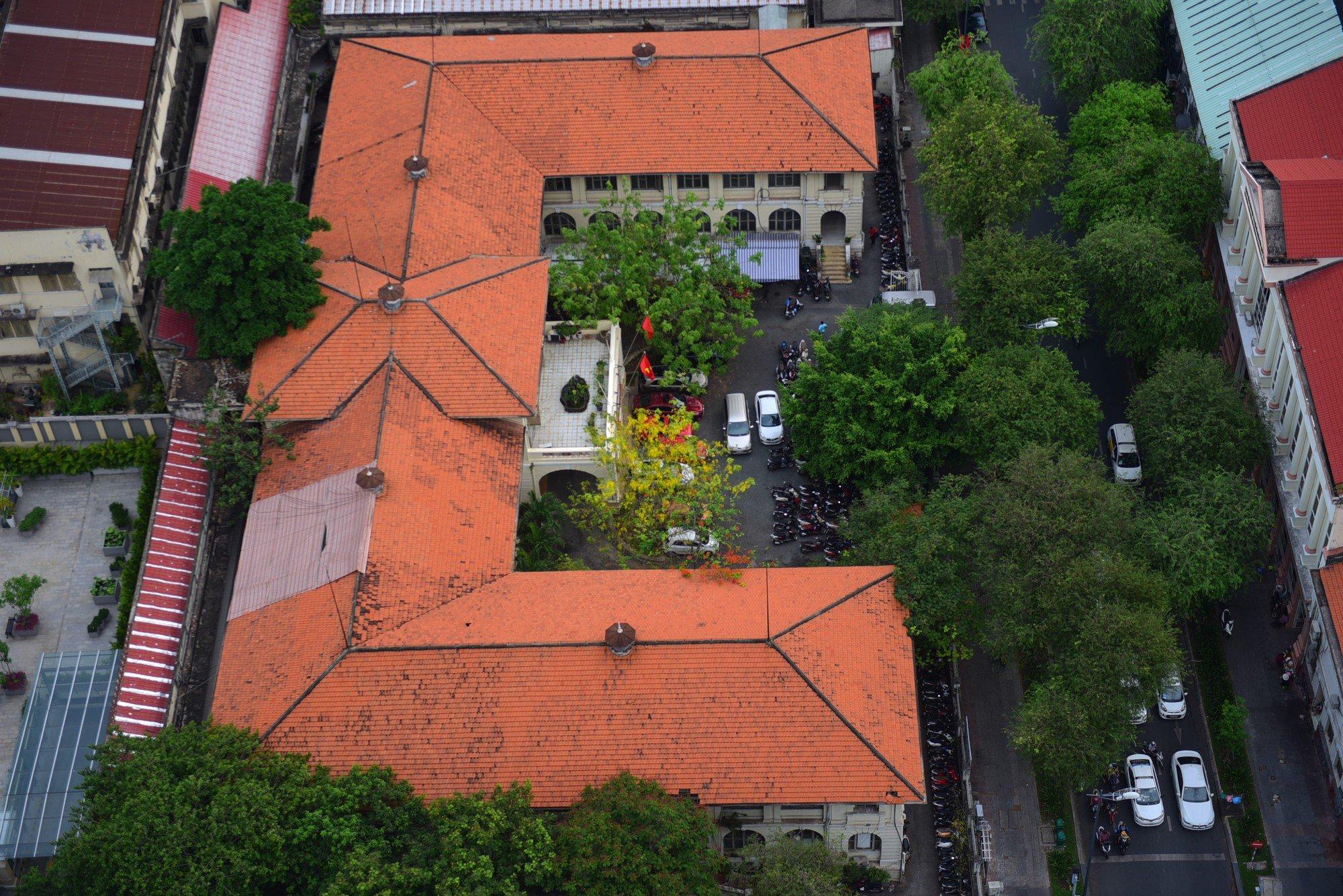 Cận cảnh dinh Thượng Thơ 120 năm tuổi ở Sài Gòn có nguy cơ bị đập bỏ 6