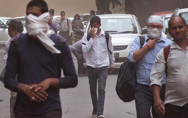 Bão cát kinh hoàng quét qua Ấn Độ, hơn 80 người thiệt mạng 1