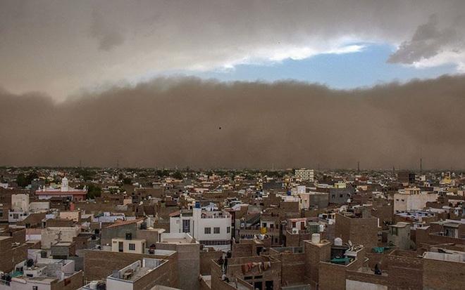 Bão cát kinh hoàng quét qua Ấn Độ, hơn 80 người thiệt mạng 3