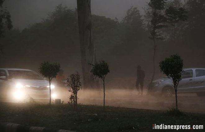 Bão cát kinh hoàng quét qua Ấn Độ, hơn 80 người thiệt mạng 7