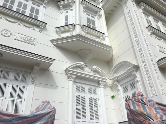 Xôn xao ngôi biệt thự rộng gần 2000m2 của cụ bà tuổi 78 ở Hà Tĩnh 7
