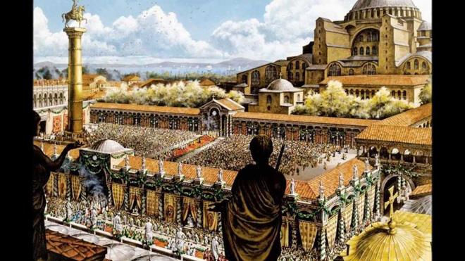 Hoàng đế La Mã thông đồng ngụy tạo Thời gian Ma, 'ăn cắp' của thế giới 297 năm? 6