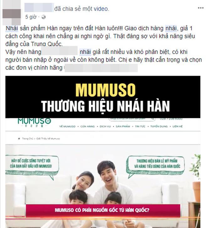 Đại diện Mumuso lên tiếng sau khi truyền thông Hàn nghi ngờ thương hiệu này đang lừa dối người tiêu dùng Việt 4