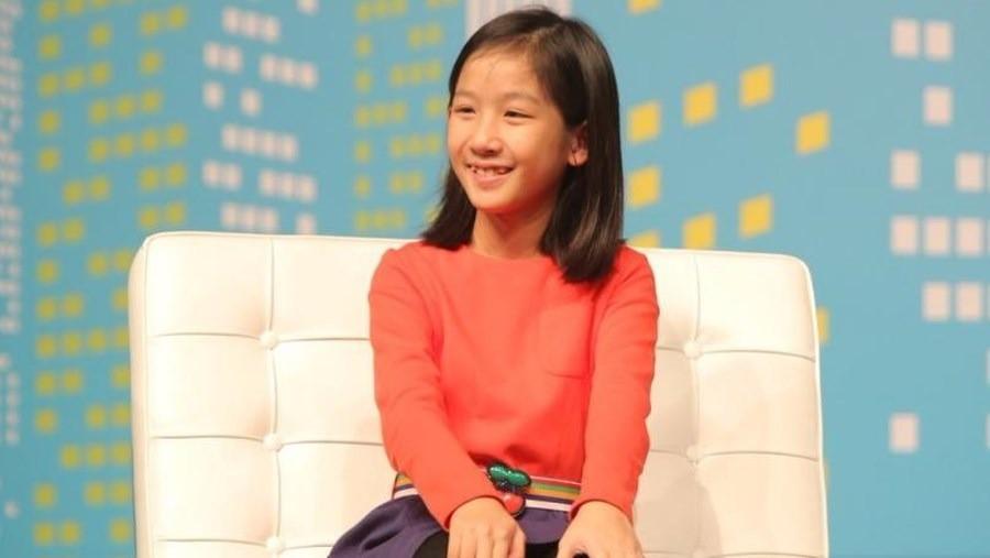 Bé gái 12 tuổi điều hành doanh nghiệp, giúp trẻ em trên thế giới học ngôn ngữ dễ dàng 1