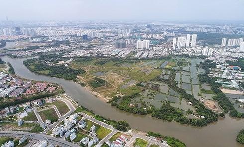 Vụ sai phạm của dự án Phước Kiển: Đình chỉ công tác Tổng giám đốc công ty Tân Thuận 2