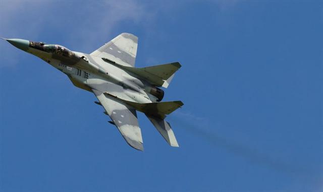 Israel suýt bắn hạ máy bay chiến đấu của Nga 1
