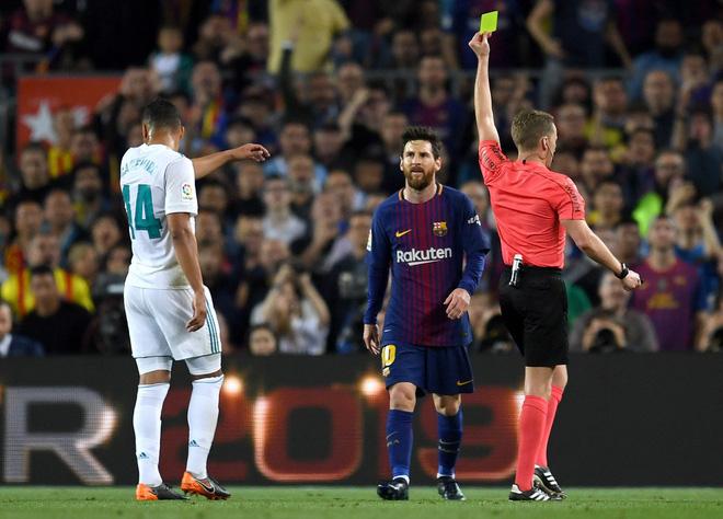 Nếu Real Madrid vỗ tay, Camp Nou đã không thành võ đài 2