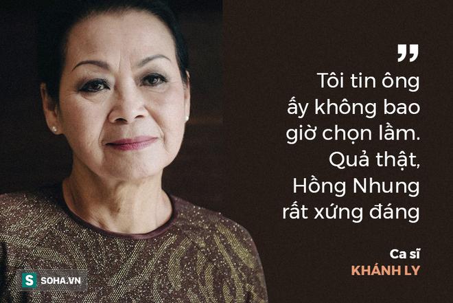 Nhạc sĩ Dương Thụ chê Hồng Nhung, Thanh Lam làm hỏng nhạc Trịnh: Đúng hay sai? 5