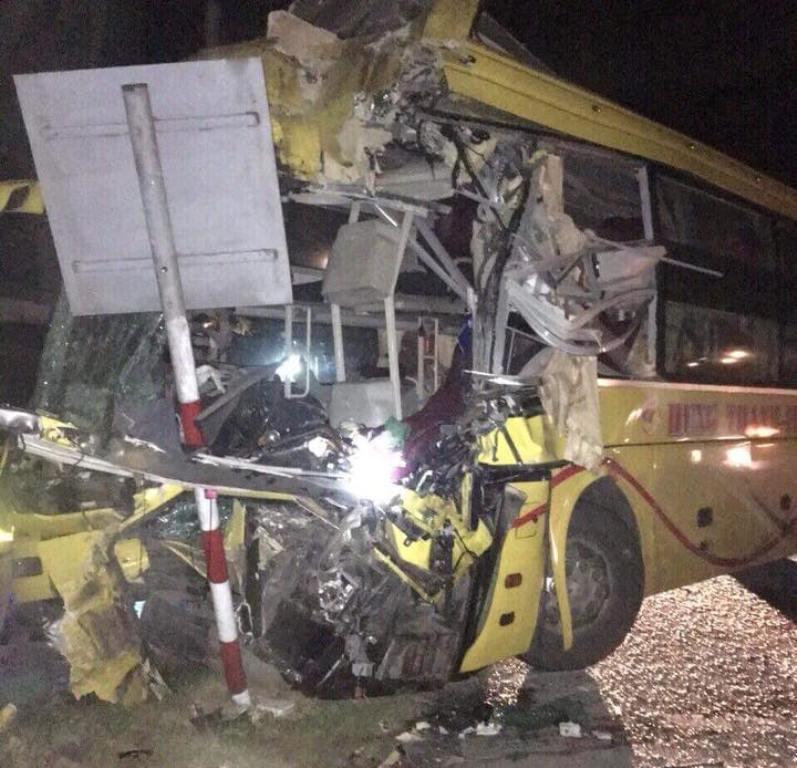 Mới nhất vụ tai nạn nghiêm trọng ở Hà Tĩnh: Hé lộ nguyên nhân ban đầu 1