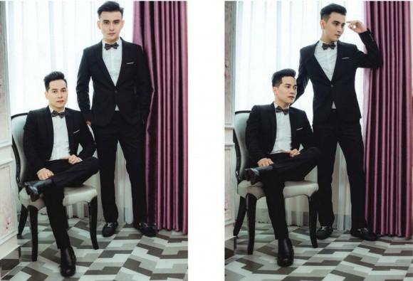 Xôn xao đám cưới đồng tính đầu tiên ở Hải Phòng với cặp nam chính được xếp vào hàng 'cực phẩm' 5