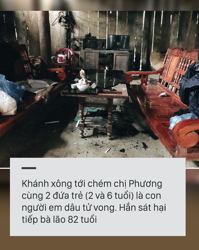 [PHOTO STORY] 2 giờ trốn chạy của nghi phạm giết 4 người ở Cao Bằng 4