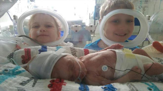 Vỡ ối khi mới 18 tuần, thai nhi chỉ có 1\% cơ hội sống sót, mẹ bầu đã làm cách này để cứu con 3