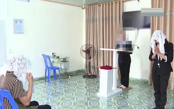 Chủ tịch tỉnh Hải Dương chỉ đạo khẩn các cơ quan vào cuộc xử lý Hội thánh Đức Chúa Trời Mẹ 2