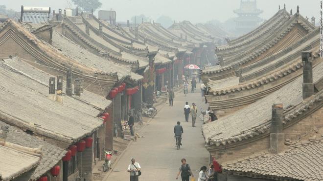 Bí ẩn công trình kiến trúc gần 3.000 năm tuổi, lâu đời hơn cả Vạn Lý Trường Thành ở Trung Quốc 1