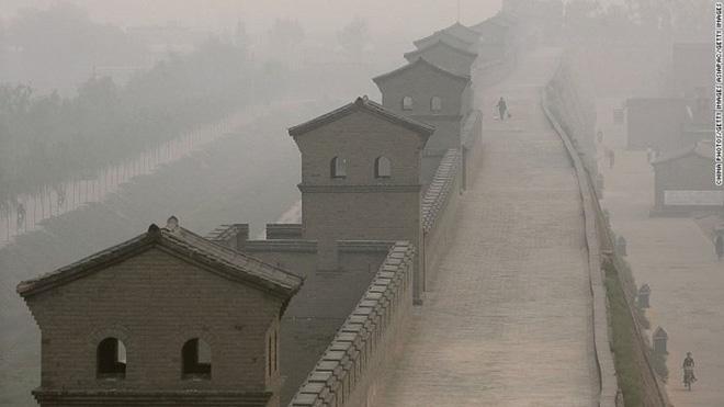 Bí ẩn công trình kiến trúc gần 3.000 năm tuổi, lâu đời hơn cả Vạn Lý Trường Thành ở Trung Quốc 3