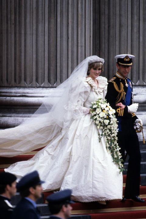 """Đám cưới Hoàng gia tưởng chừng hoàn hảo tuyệt đối vẫn xảy ra không ít sự cố """"dở khóc dở cười"""" đi vào lịch sử 5"""