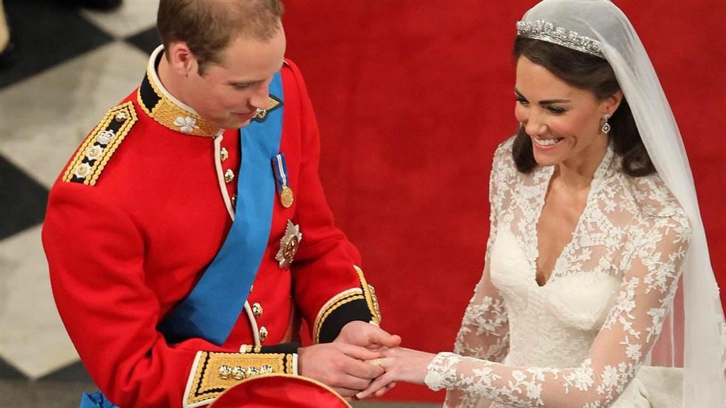 """Đám cưới Hoàng gia tưởng chừng hoàn hảo tuyệt đối vẫn xảy ra không ít sự cố """"dở khóc dở cười"""" đi vào lịch sử 9"""