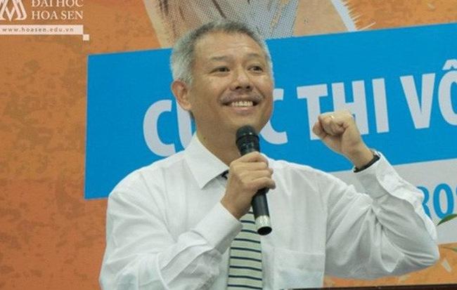 Hình ảnh GS Trương Nguyện Thành: Tôi đủ khả năng quản lý và điều hành một trường ĐH số 1