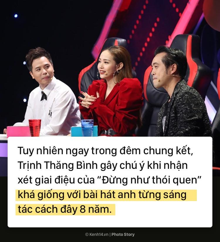 Toàn cảnh diễn biến mâu thuẫn của sự kiện nghi vấn Dương Khắc Linh đạo nhạc Trịnh Thăng Bình 2