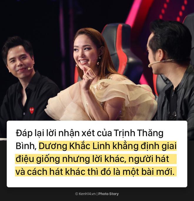Toàn cảnh diễn biến mâu thuẫn của sự kiện nghi vấn Dương Khắc Linh đạo nhạc Trịnh Thăng Bình 3