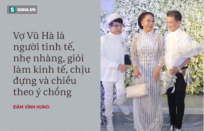 Đàm Vĩnh Hưng bị Vũ Hà chửi 'thằng khốn nạn' và tình bạn đẹp nhất showbiz Việt 1