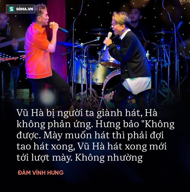 Đàm Vĩnh Hưng bị Vũ Hà chửi 'thằng khốn nạn' và tình bạn đẹp nhất showbiz Việt 3
