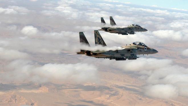 Israel tập kích ác liệt Syria: Đòn đánh thay đổi cục diện chiến trường? 1