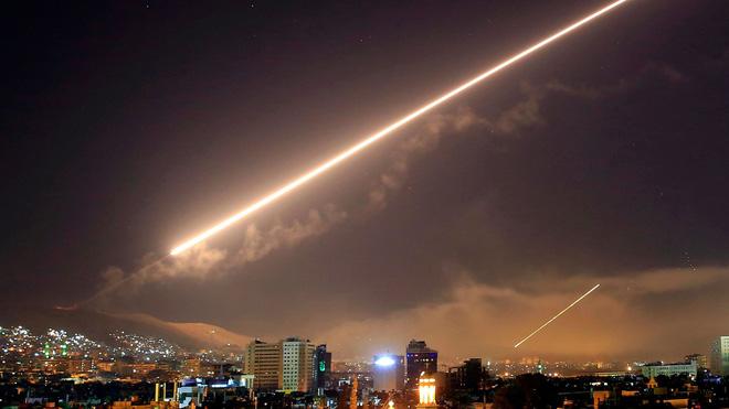 Israel tập kích ác liệt Syria: Đòn đánh thay đổi cục diện chiến trường? 3