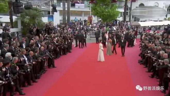 Thảm đỏ Cannes 2018: Mỹ nhân Nhật gây hoang mang với màn tạo dáng 'có 1 không 2' 13