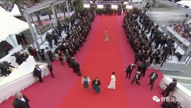 Thảm đỏ Cannes 2018: Mỹ nhân Nhật gây hoang mang với màn tạo dáng 'có 1 không 2' 23