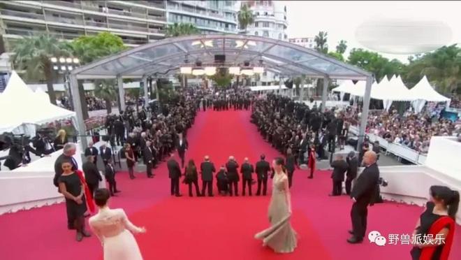 Thảm đỏ Cannes 2018: Mỹ nhân Nhật gây hoang mang với màn tạo dáng 'có 1 không 2' 37