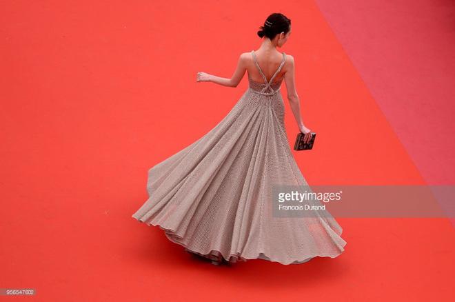 Không phải Phạm Băng Băng, đây mới là mỹ nhân châu Á có những khoảnh khắc 'thần sầu' nhất tại thảm đỏ Cannes 5