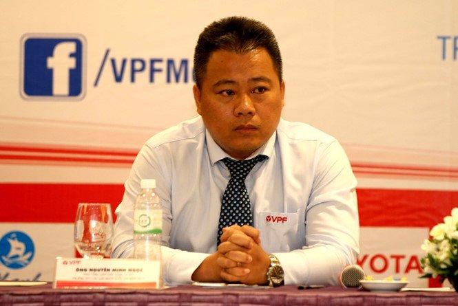 VPF trả phó Ban điều hành V-League 2018 về VFF 1