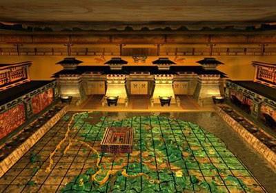Lăng mộ Tần Thủy Hoàng và 10 bí ẩn chưa có lời giải  2